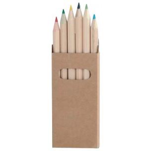 Set 6 Lápices de Colores