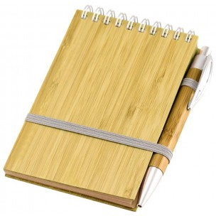 Libreta de Bamboo