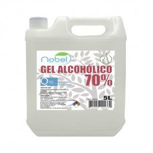 Gel Alcohólico Bidón 5lt. - DISPONIBLE