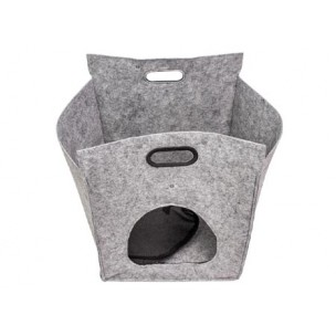 Bolso de Fieltro Porta-Mascota